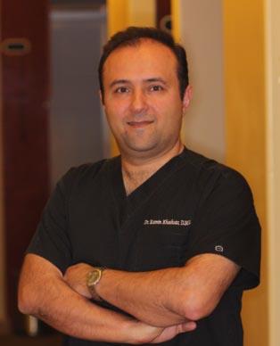 Dr Ramin Khoshsar